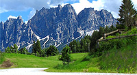 Spring of the river Drau ~ Cortina d'Ampezzo ~ Venice